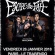 ESCAPE THE FATE + SET TO STUN + GUEST
