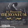 IN THEATRUM DENONIUM ACT 3