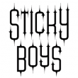 STICKY BOYS + GUESTS