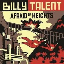 Album Afraid of heights par BILLY TALENT