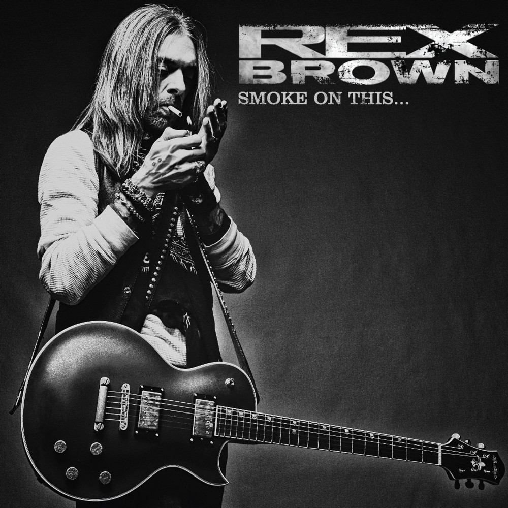 Album Smoke On This par REX BROWN