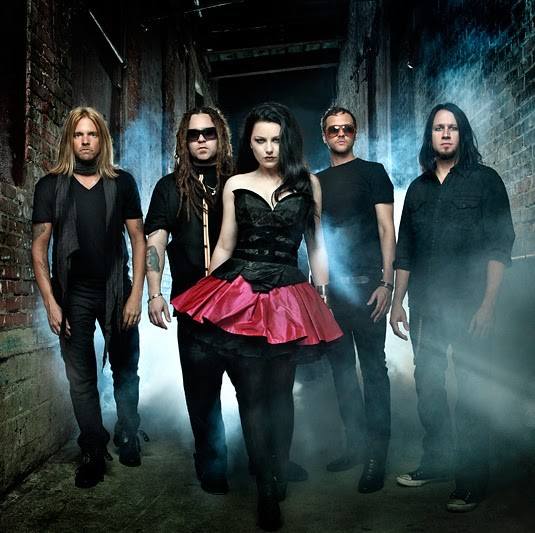 Album  par EVANESCENCE