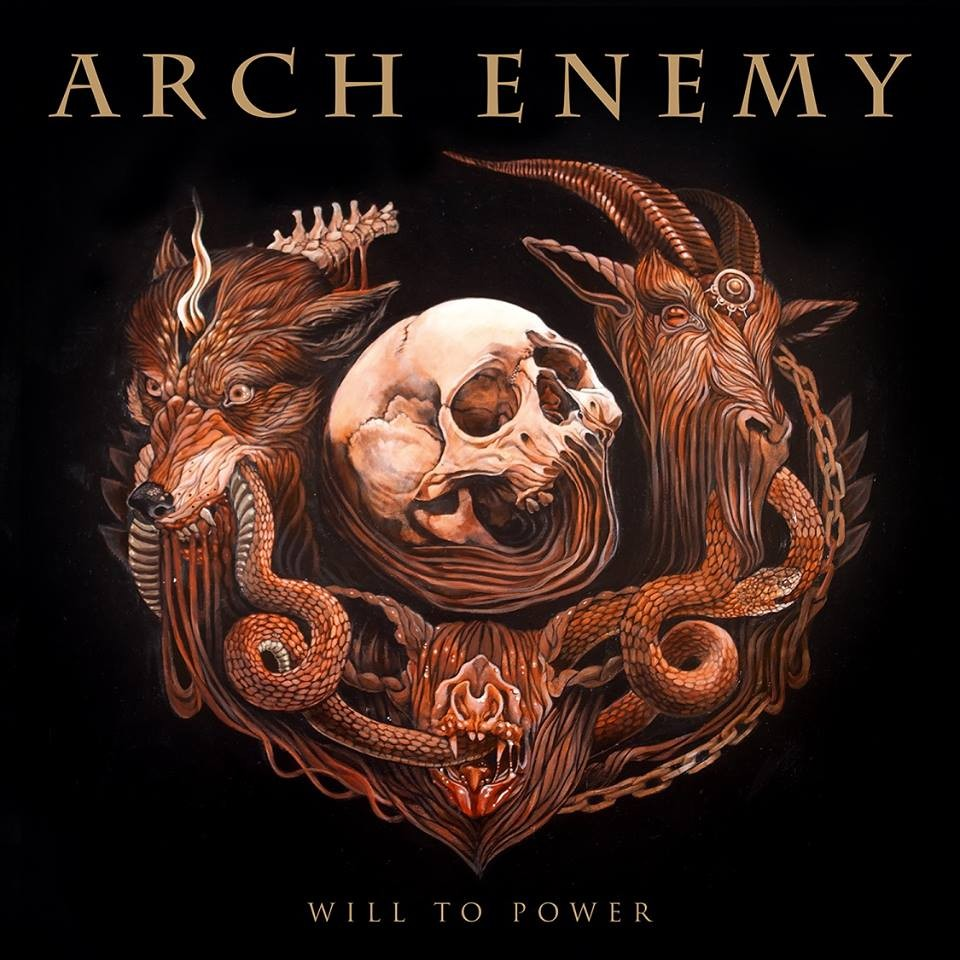 Album Will To Power par ARCH ENEMY