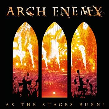 ARCH ENEMY, l'interview promo de ''As The Stages Burn!''