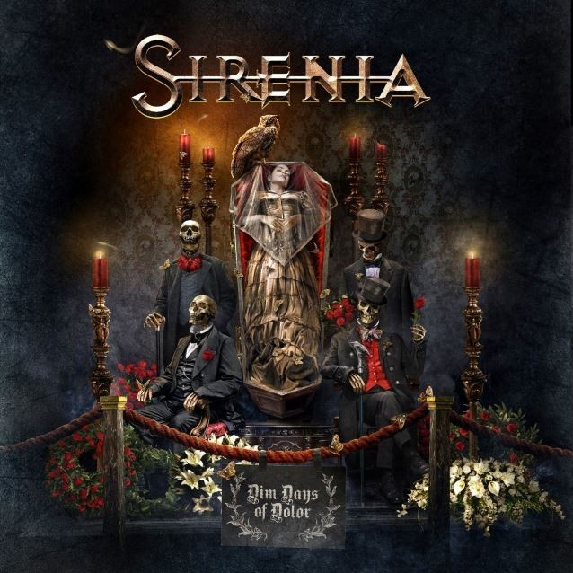 SIRENIA, l'interview promo de l'album ''Dim Days Of Dolor''