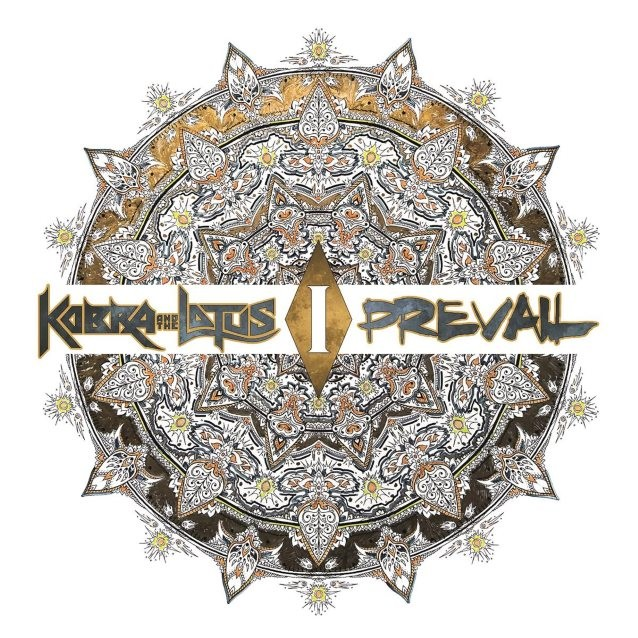 KOBRA AND THE LOTUS, l'interview promo de ''Prevail I''