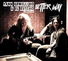 Album Better Way par YANN ARMELLINO ET EL BUTCHO