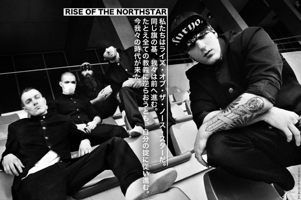 Album  par RISE OF THE NORTHSTAR