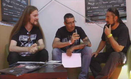 Interview vidéo ONSLAUGHT