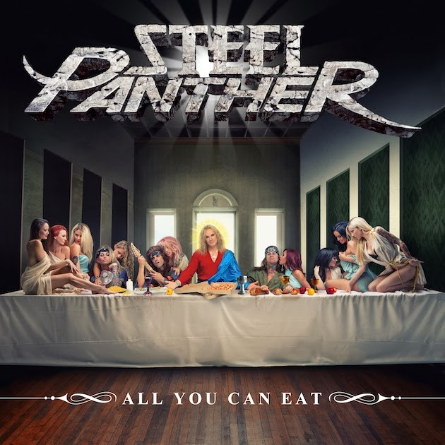 Album All you can eat par STEEL PANTHER