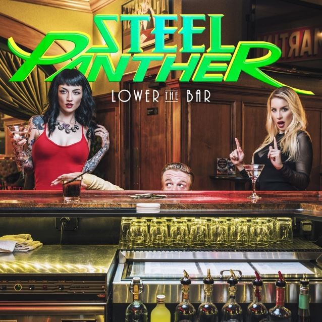 Album Lower The Bar par STEEL PANTHER