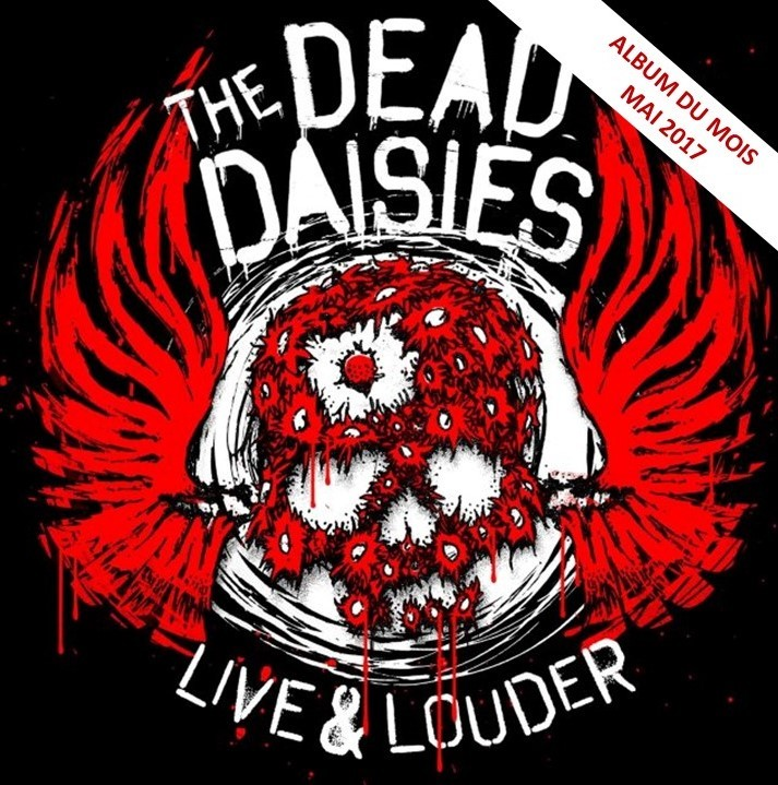 Album Live & Loud par THE DEAD DAISIES