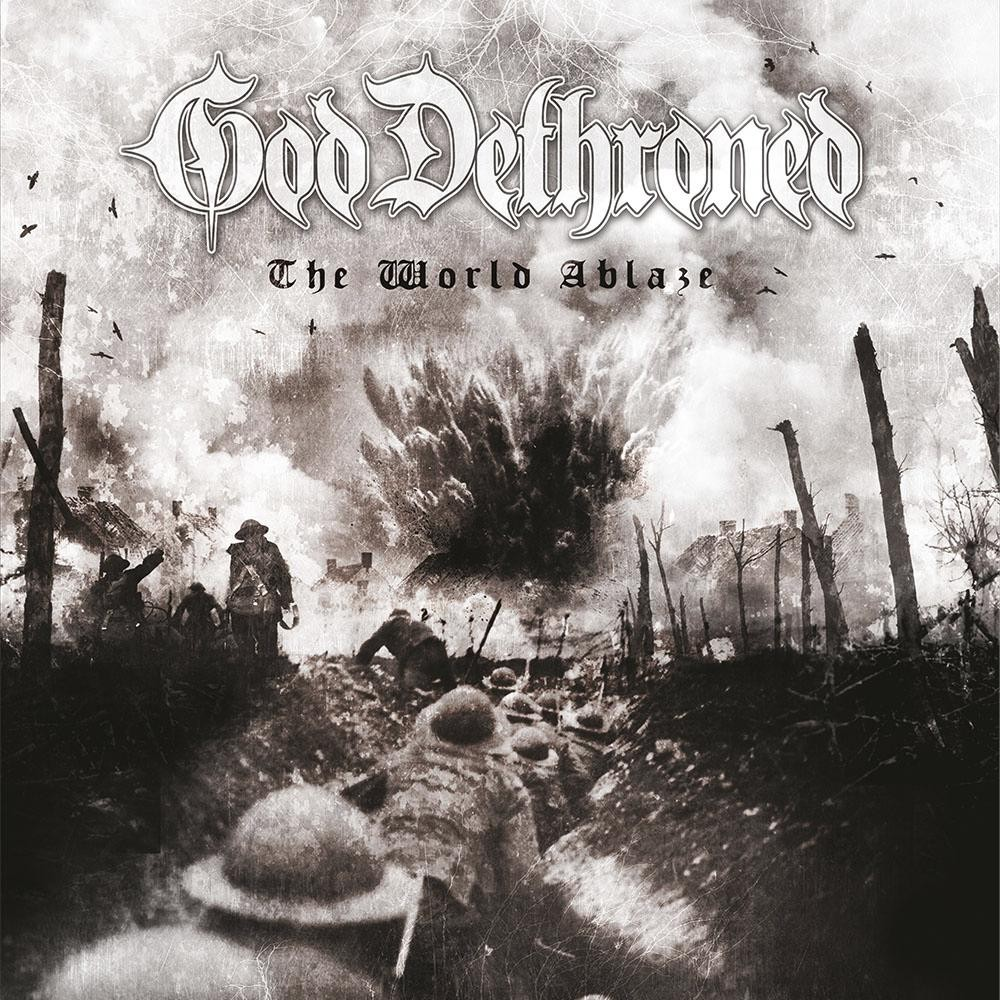 Album The World Ablaze par GOD DETHRONED