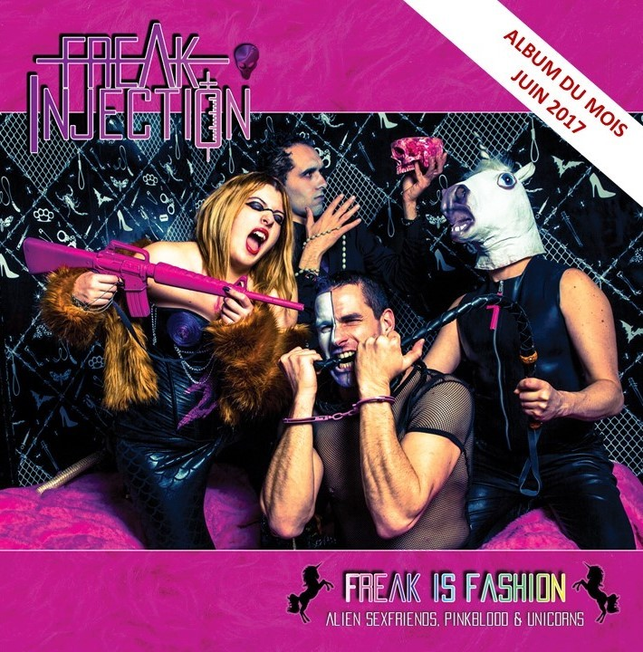 Album Freak Is Fashion par FREAK INJECTION