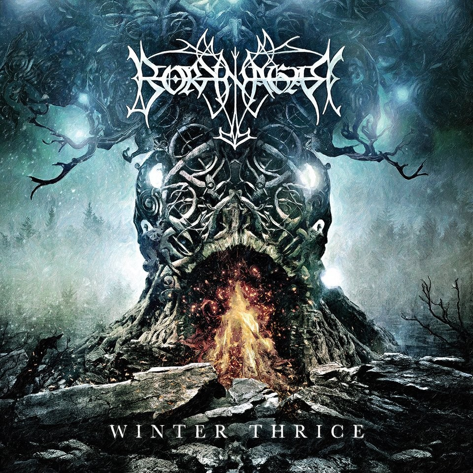 Album Winter Thrice par BORKNAGAR