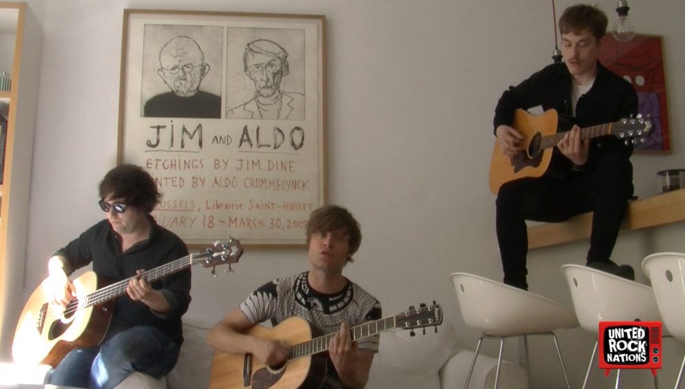 MANDO DIAO, l'interview promo de ''Good Times''