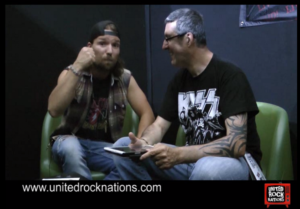 THE NEW ROSES, l'interview du Hellfest