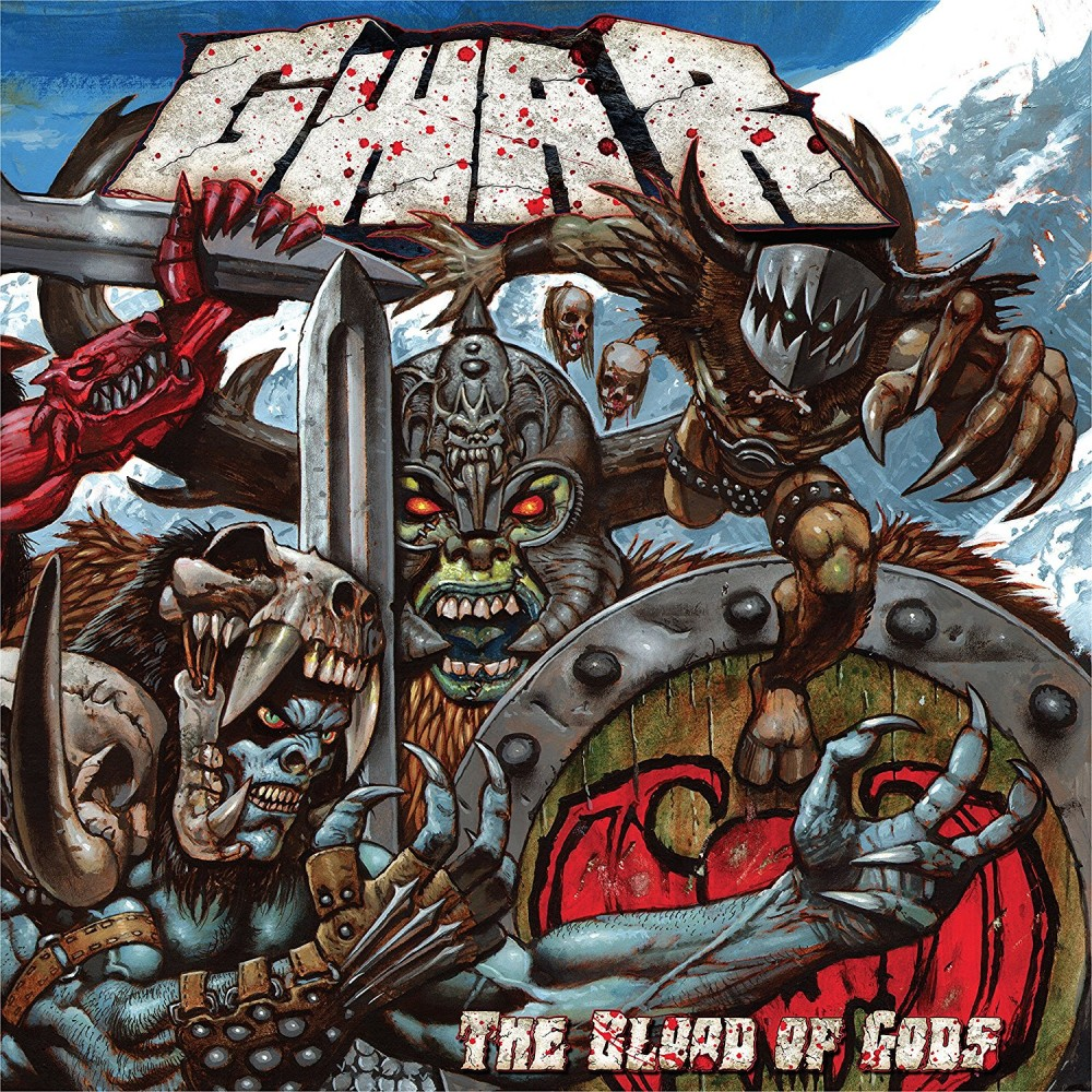 Album The Blood Of Gods par GWAR