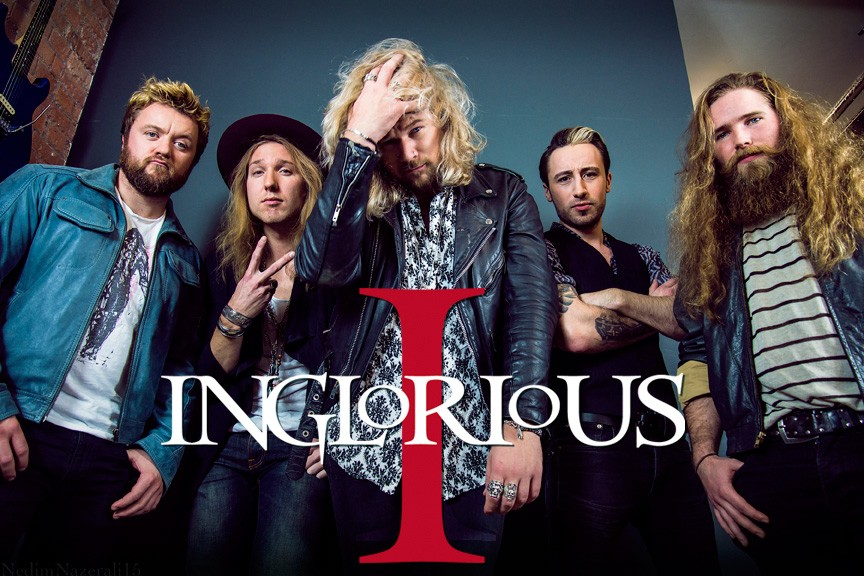 Album  par INGLORIOUS