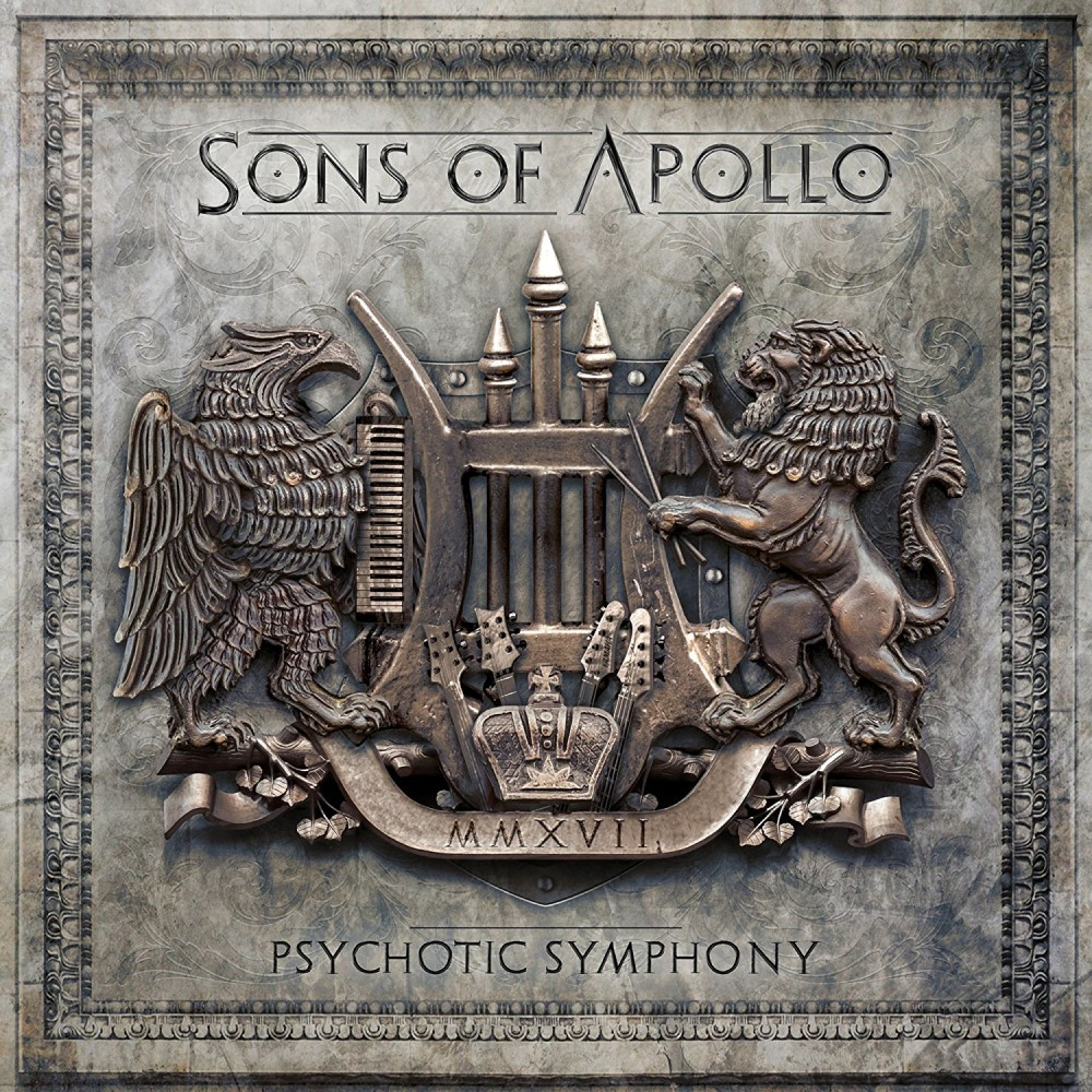 SONS OF APOLLO, l'interview promo de ''Psychotic Symphony''