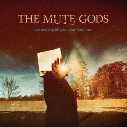 Interview audio THE MUTE GODS