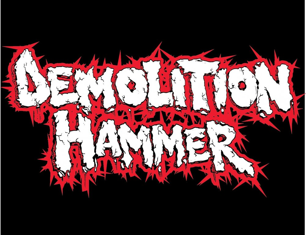 Album  par DEMOLITION HAMMER