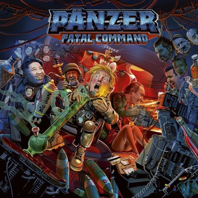 PANZER, l'interview promo de ''Fatal Command''