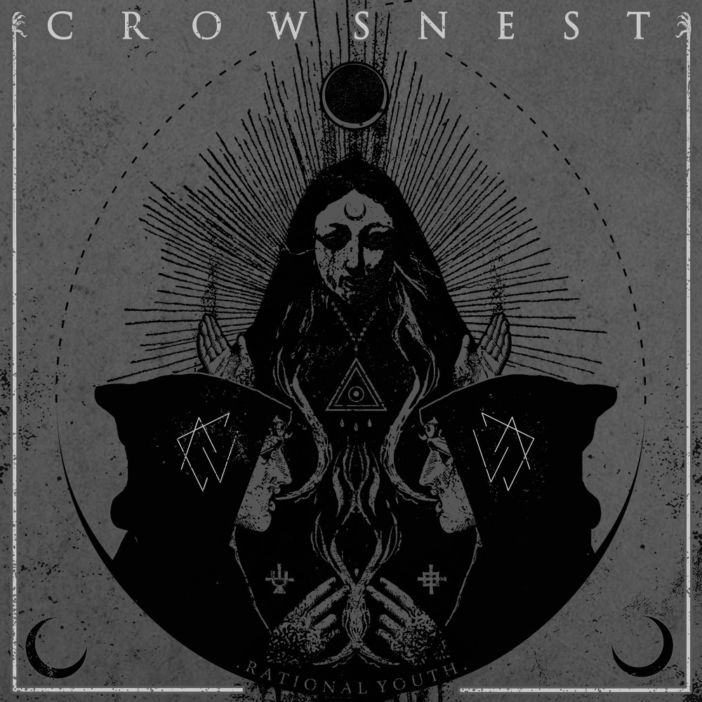 Album Rational Youth par CROWSNEST