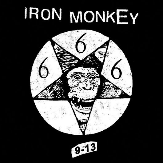 Album 9-13 par IRON MONKEY