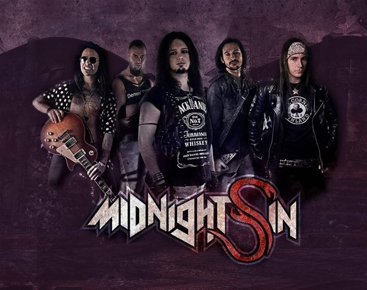 Album  par MIDNIGHT SIN