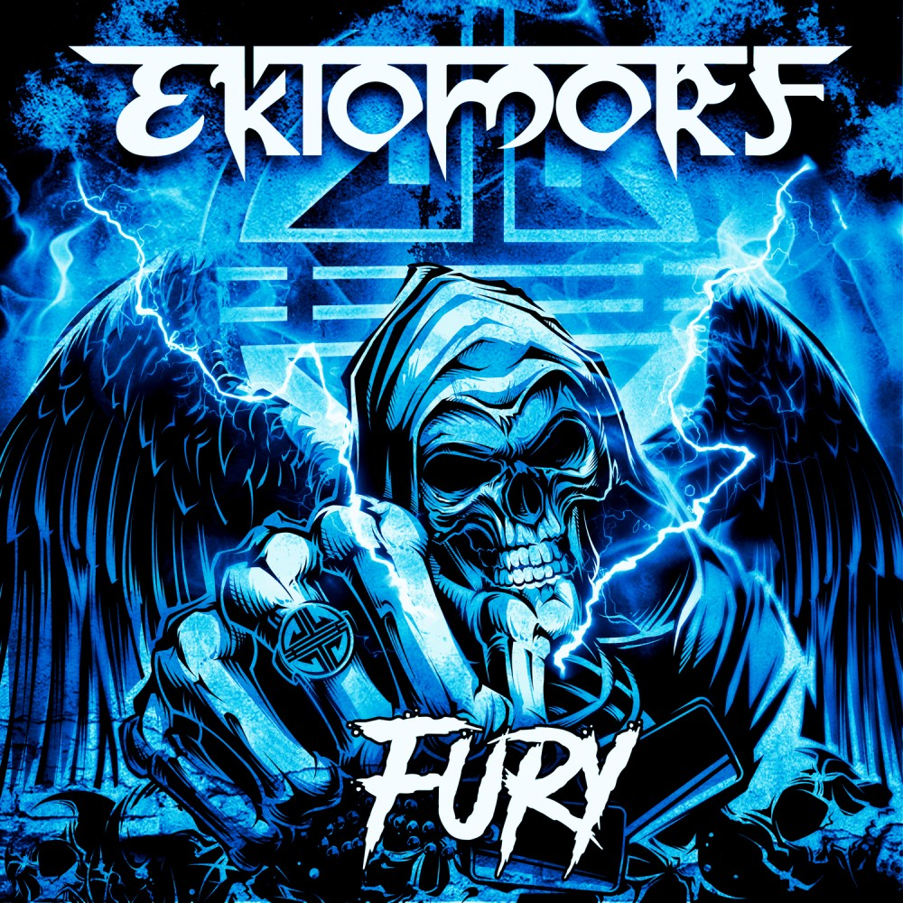 Album Fury  par EKTOMORF