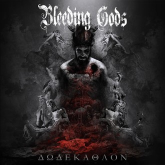 Album Dodekathlon par BLEEDING GODS