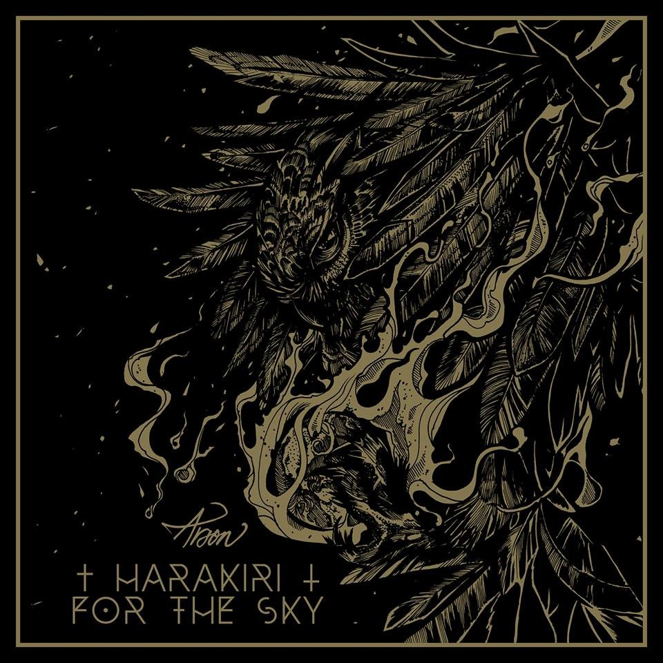 Album Arson par HARAKIRI FOR THE SKY