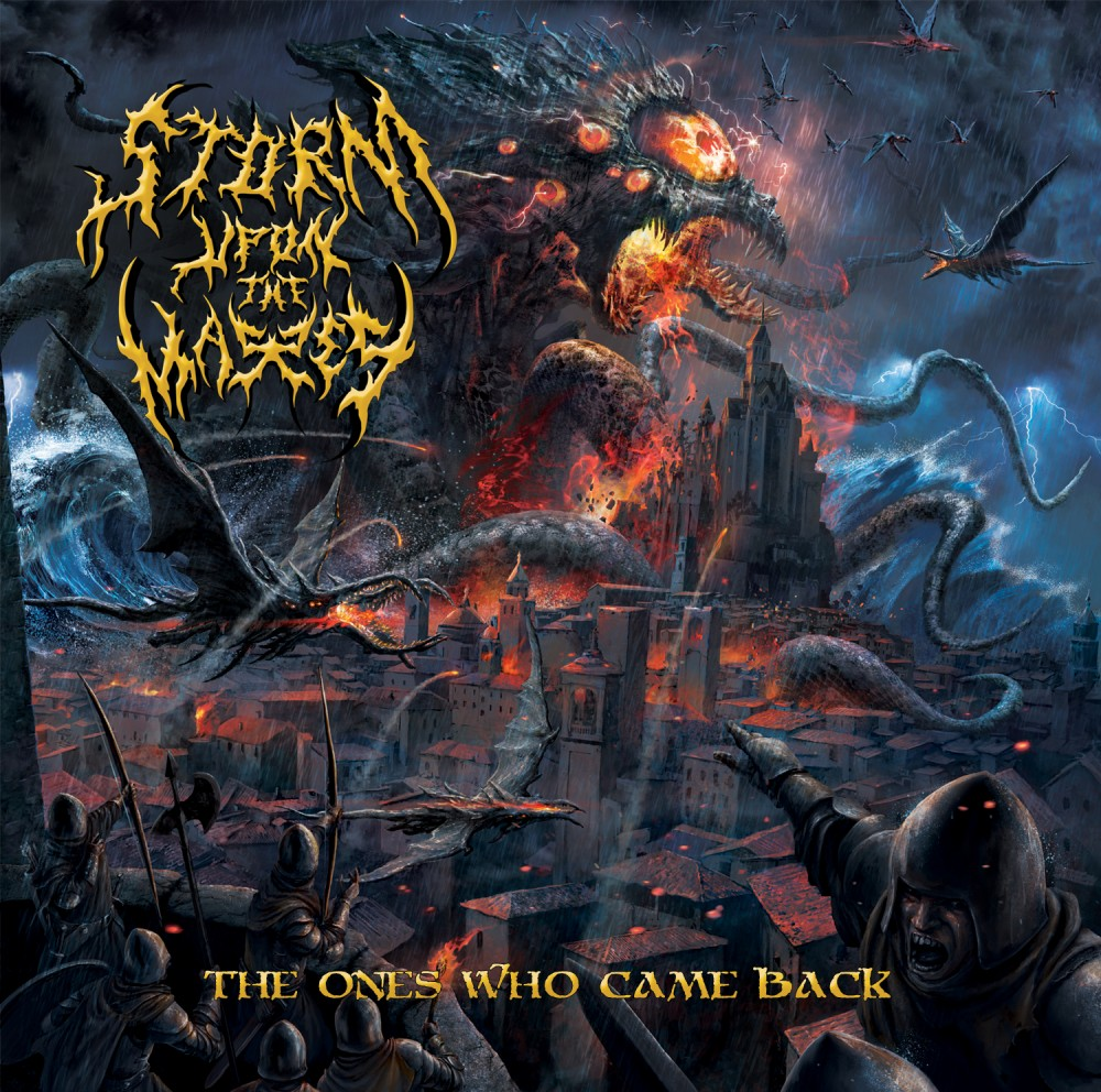 Album The Ones Who Came Back par STORM UPON THE MASSES