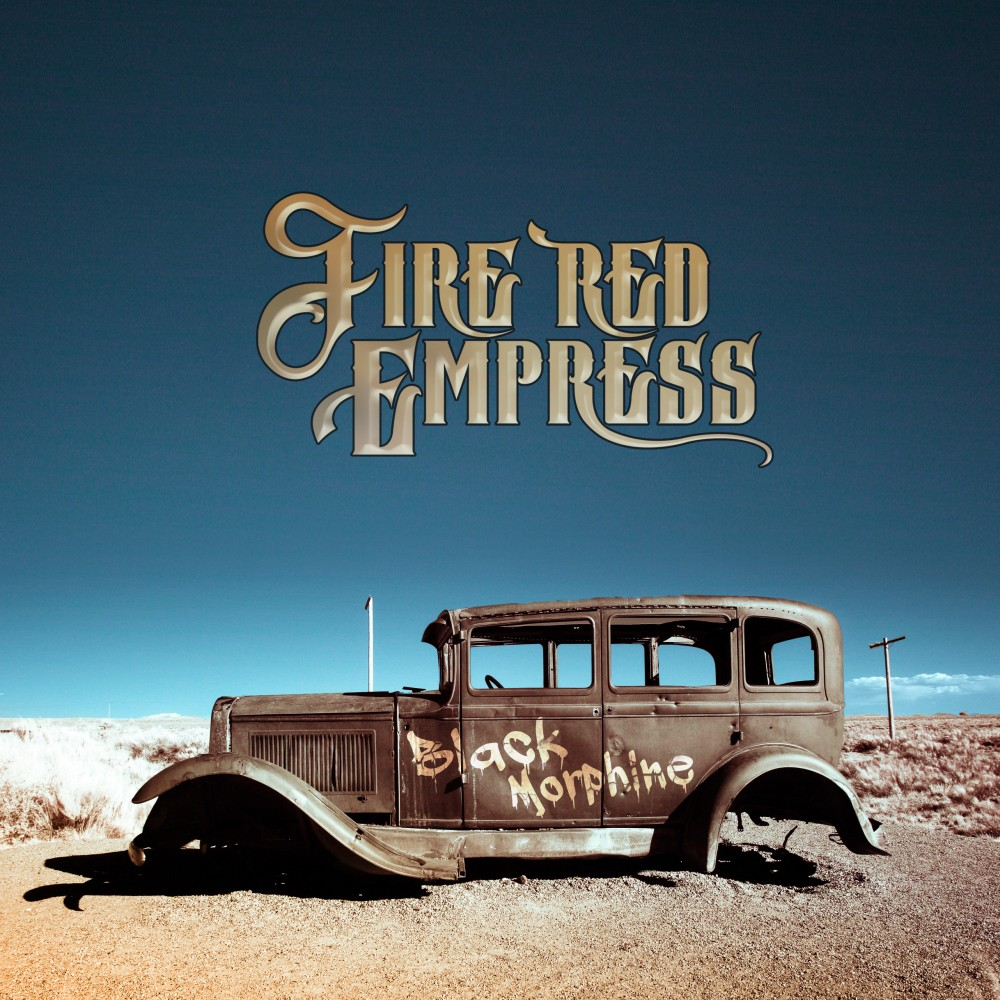 Album Black Morphine par FIRE RED EMPRESS