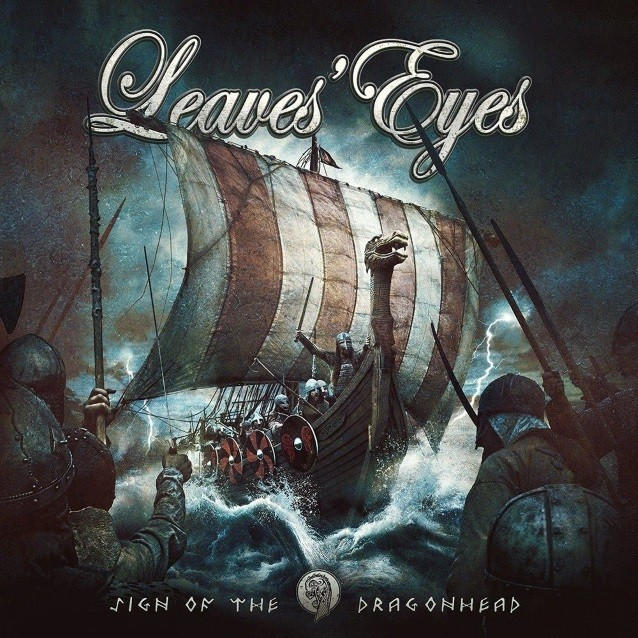 LEAVE'S EYES, l'interview promo de ''Sign of the Dragonhead''