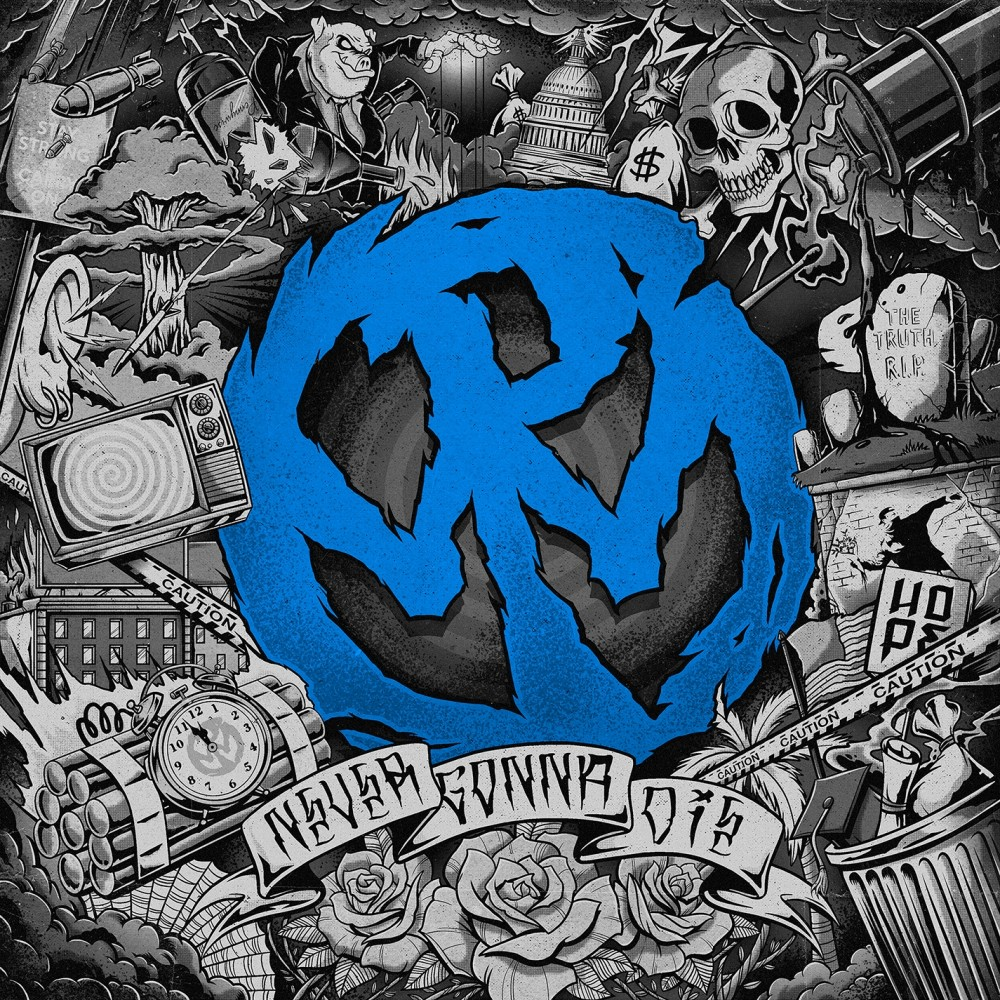 Album Never Gonna Die par PENNYWISE