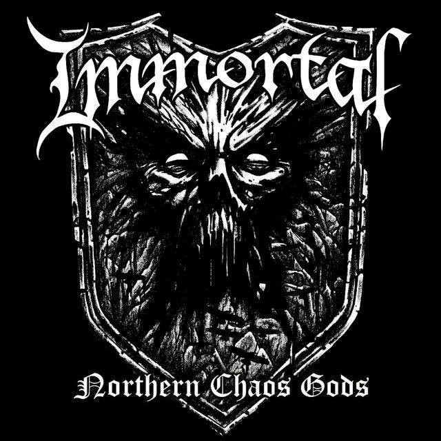 Album Northern Chaos Gods par IMMORTAL