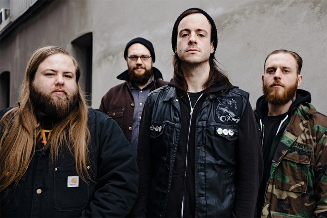 Album  par CANCER BATS