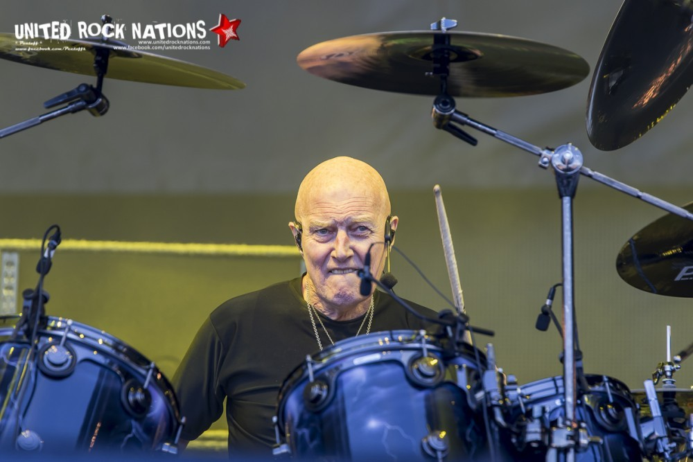 Interview de Chris Slade de The Chris Slade Timeline