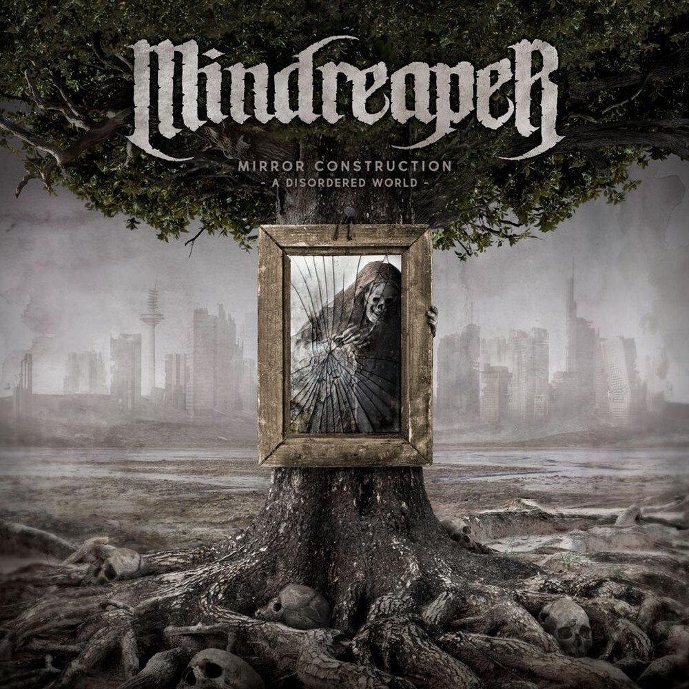 Album Mirror Construction  (...A Disordered World) par MINDREAPER