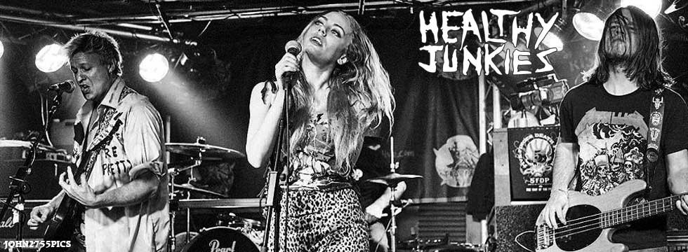 Album  par HEALTHY JUNKIES