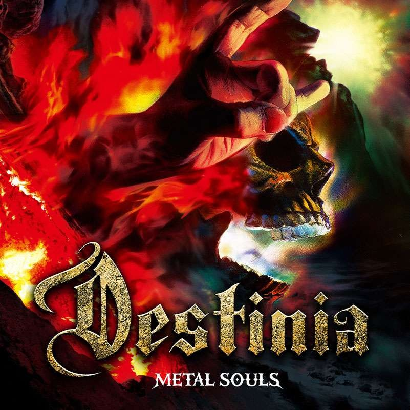 Album Metal Souls par DESTINIA