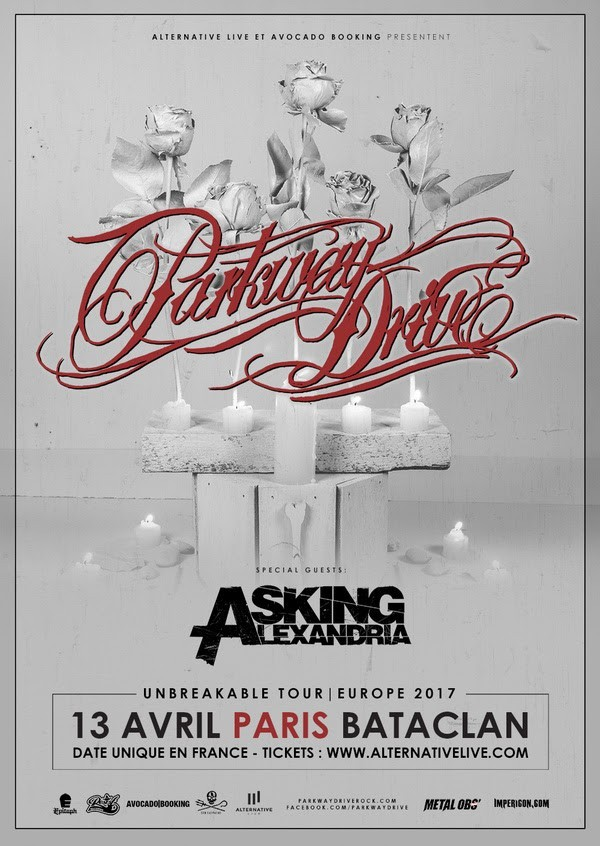 ASKING ALEXANDRIA + GUESTS
