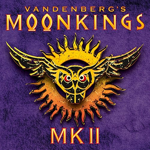 Album MK II par VANDENBERG'S MOONKINGS