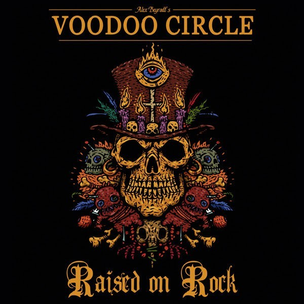 VOODOO CIRCLE, l'interview promo de ''Raised On Rock''