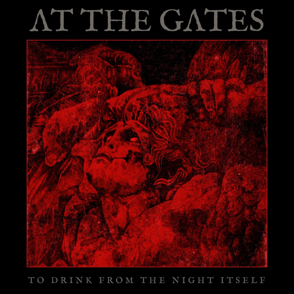 Album To Drink From The Night Itself par AT THE GATES