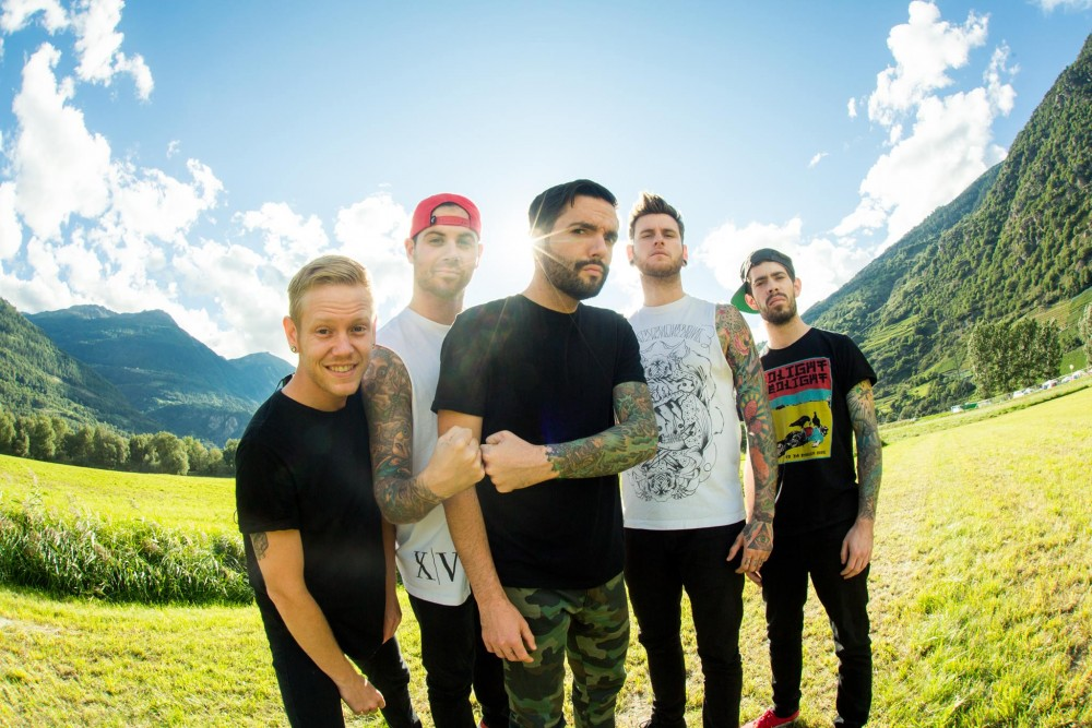Album  par A DAY TO REMEMBER