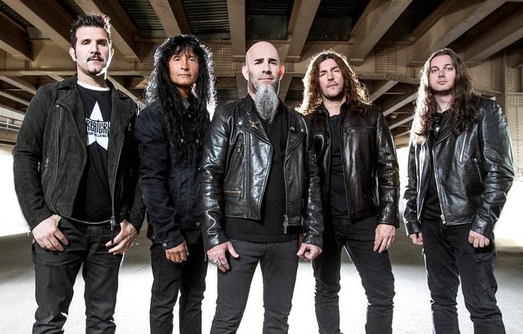 Album  par ANTHRAX