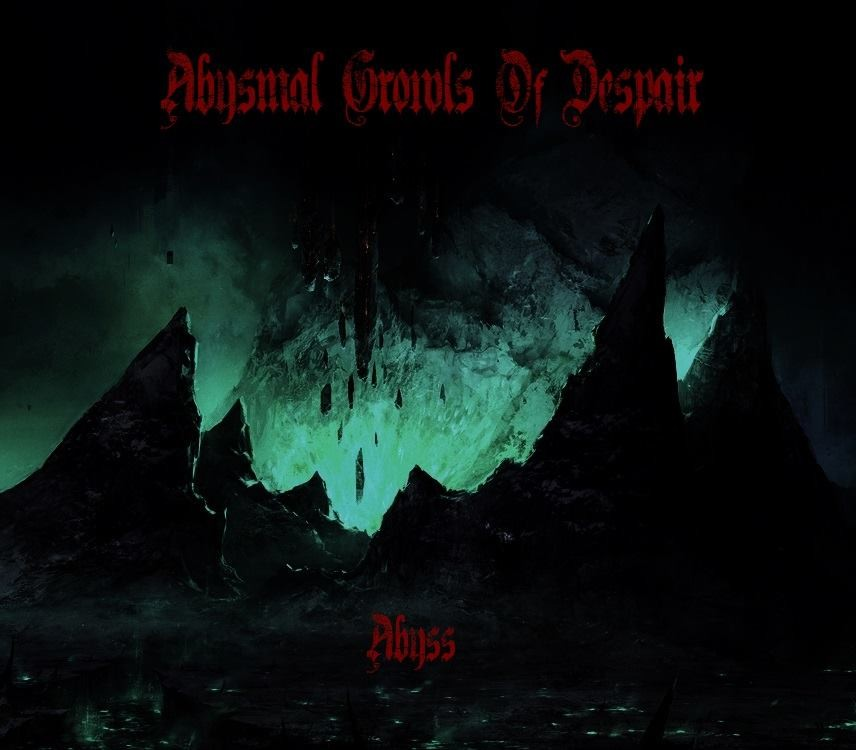 Album  par ABSYMAL GROWLS OF DESPAIR